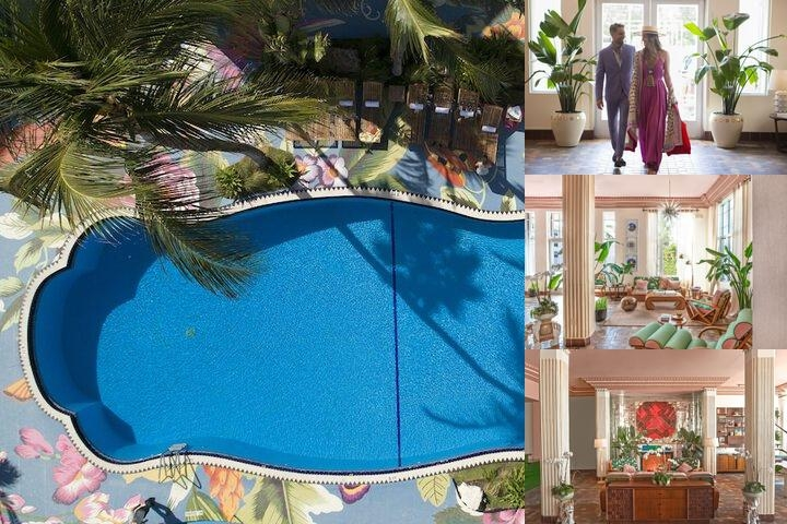 The Savoy Hotel All Suites Beachfront photo collage