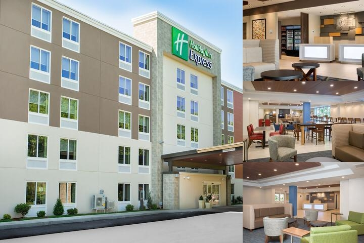 Holiday Inn Express Chelmsford photo collage