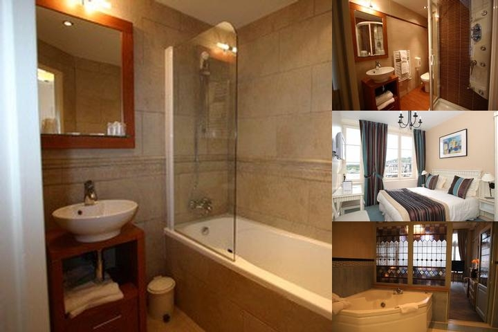 Best Western Le Cheval Blanc photo collage