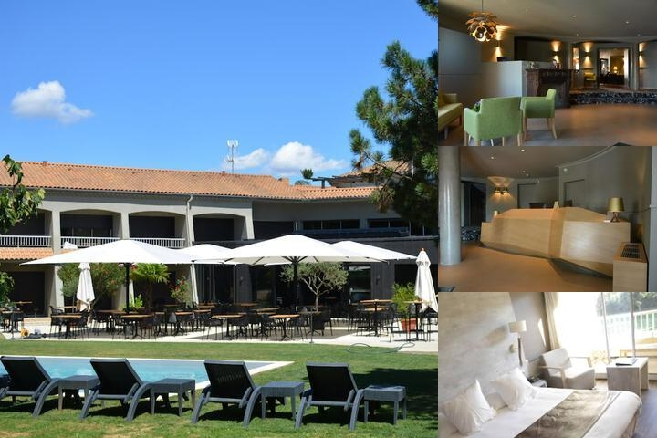 Best Western Plus Clos Syrah photo collage