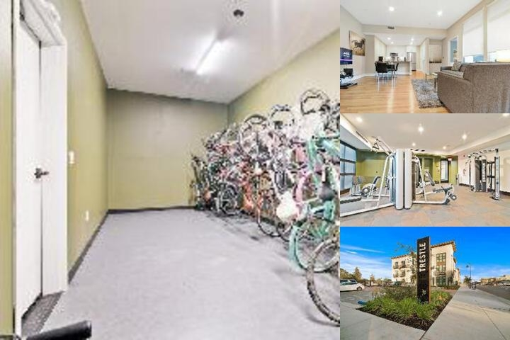 Global Luxury Suites in The Heart of San Carlos photo collage