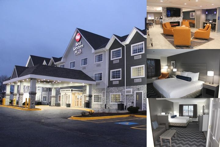 Best Western Plus Bolingbrook photo collage