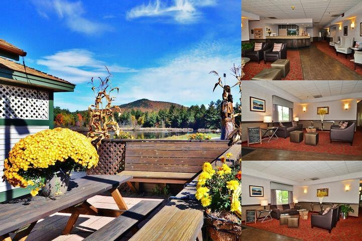 Best Western Saranac Lake photo collage