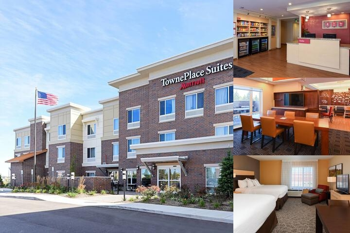 Detroit / Auburn Hills Towneplace Suites by Marriott photo collage