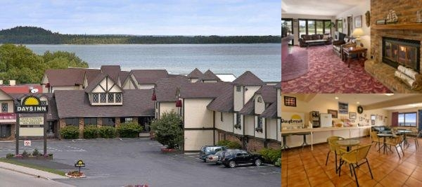 Days Inn Lakefront St. Ignace photo collage