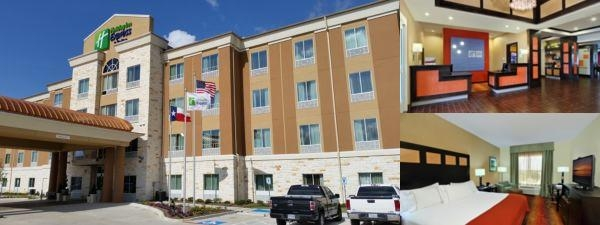 Holiday Inn Express & Suites Baytown photo collage