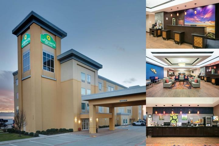 La Quinta Inn & Suites Denton University Drive by Wyndham photo collage