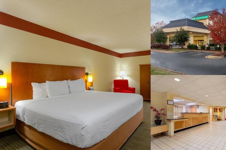 La Quinta Inn & Suites Charlotte Airport N photo collage