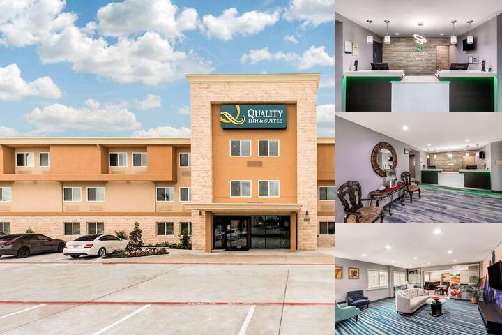 Quality Inn & Suites Plano East Richardson photo collage