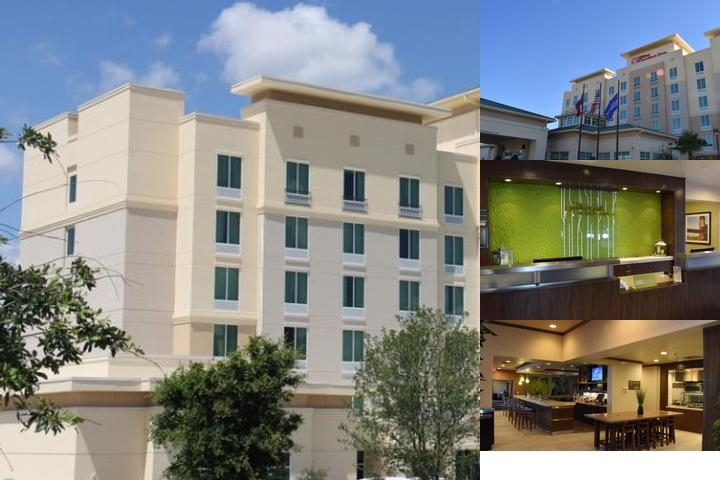 Hilton Garden Inn San Antonio at the Rim photo collage