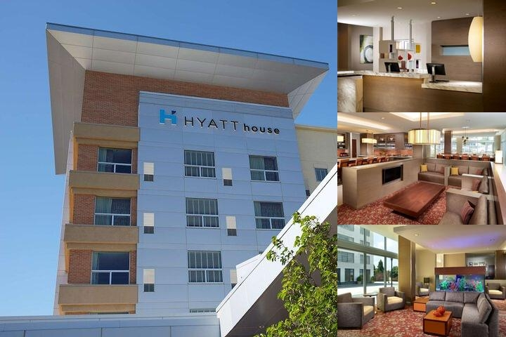 Hyatt House Atlanta Downtown photo collage