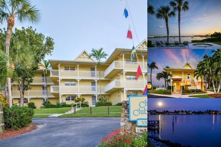 Charter Club Resort of Naples Bay photo collage