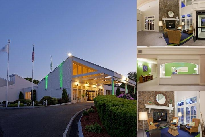 Holiday Inn Falmouth photo collage