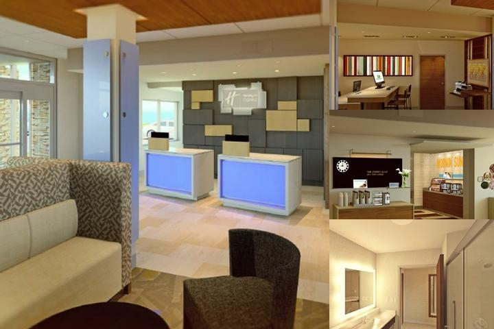 Holiday Inn Express & Suites Tomball photo collage