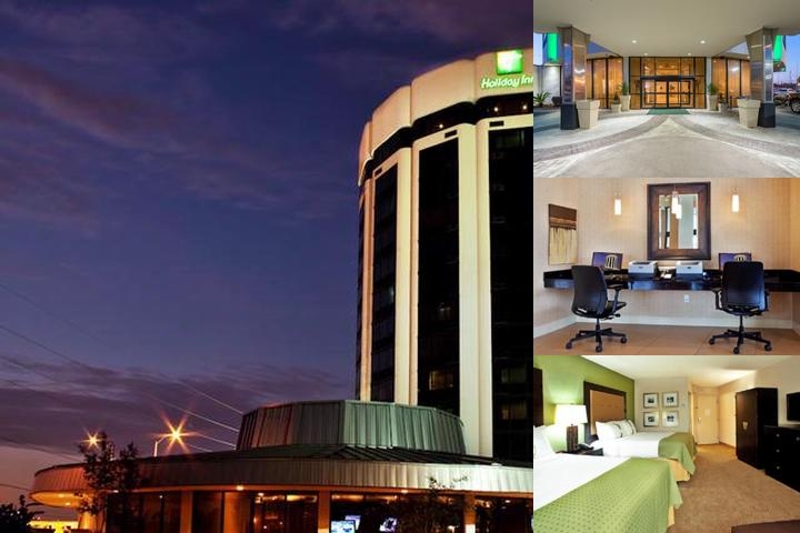 Holiday Inn New Orleans West Bank Tower photo collage