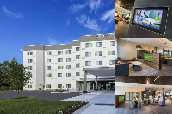 Courtyard Tampa Northwest / Veterans Expressway photo collage