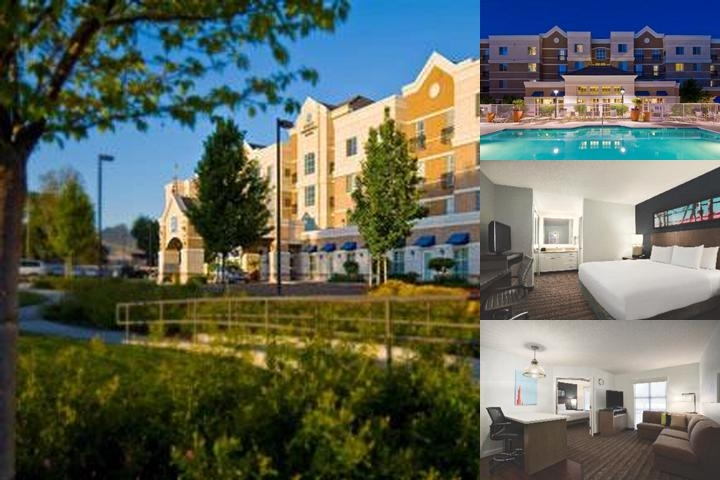 Hyatt House Pleasant Hill photo collage