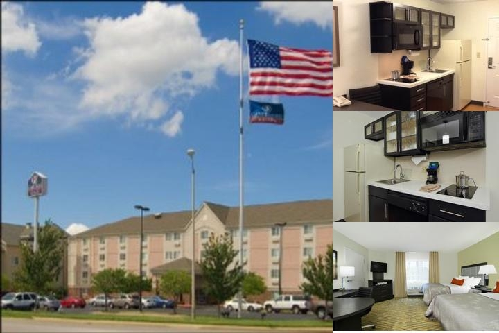 Candlewood Suites Rogers / Bentonville photo collage