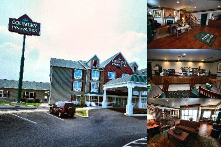 Country Inn & Suites Chambersburg Pa photo collage