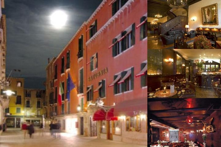 Hotel Saturnia International photo collage