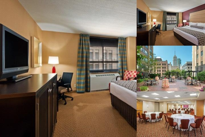 Crowne Plaza Northstar photo collage