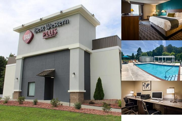 Best Western Yadkin Valley Inn & Suites photo collage