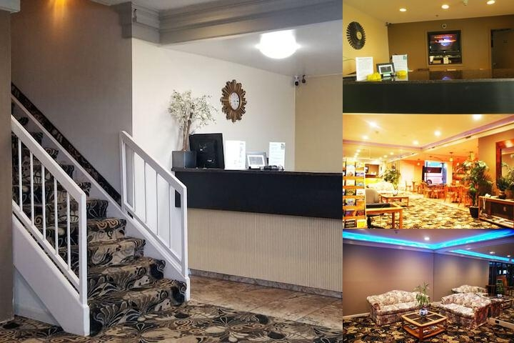 Homestyle Inn & Suites photo collage