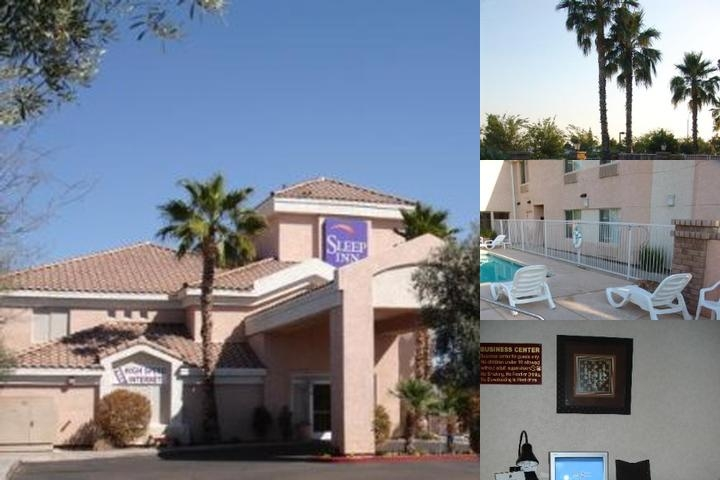 Sleep Inn Phoenix North I 17 photo collage