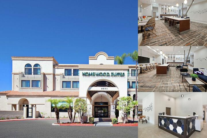 Comfort Suites San Diego Miramar photo collage