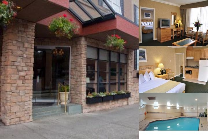 Quality Inn Downtown Inner Harbour photo collage