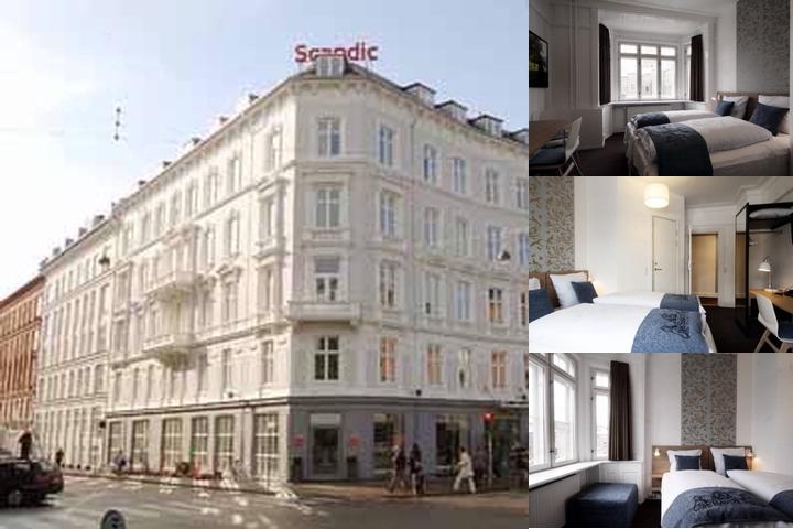 Comfort Hotel Vesterbro photo collage