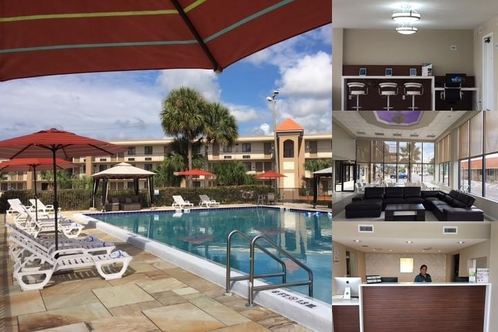 Quality Inn & Suites Kissimmee by The Lake photo collage