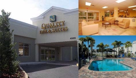 Quality Inn Near Fairgrounds Ybor City photo collage