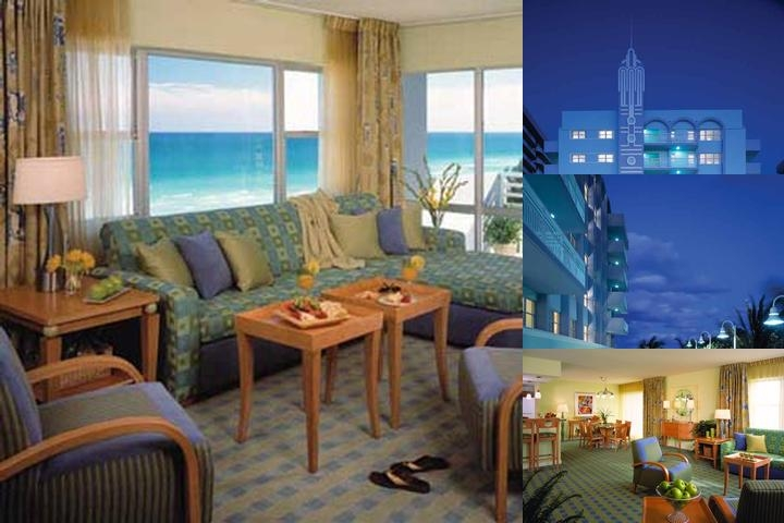 Ascend Resort Collection Solara Surfside photo collage