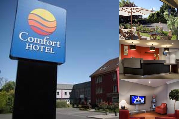 Comfort Hotel Lille Mons En Baroeul photo collage
