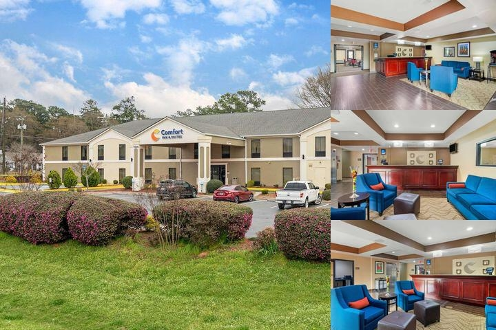 Comfort Inn & Suites Griffin photo collage