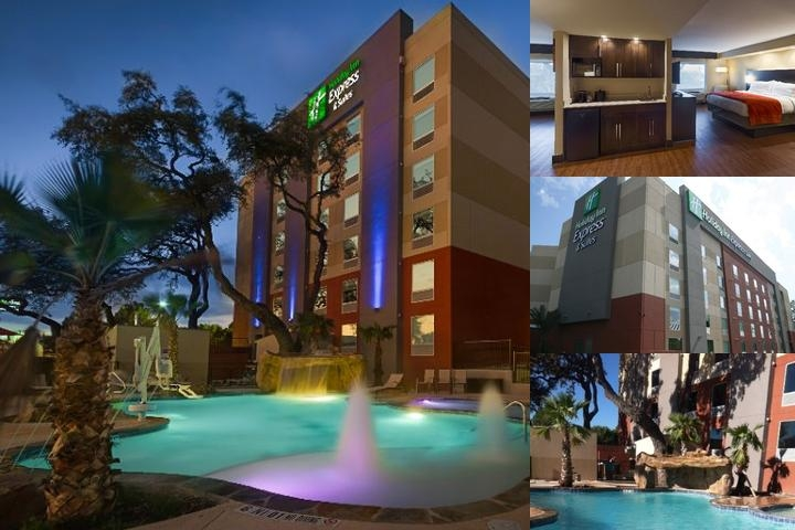 Hampton Inn San Antonio / Six Flags photo collage