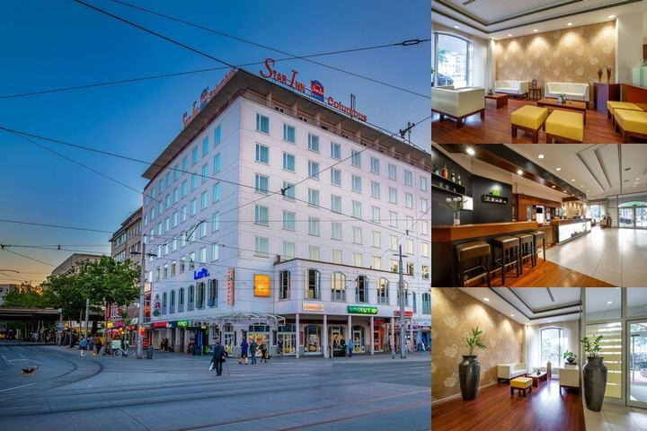 Star Inn Hotel Premium Bremen Columbus by Quality photo collage