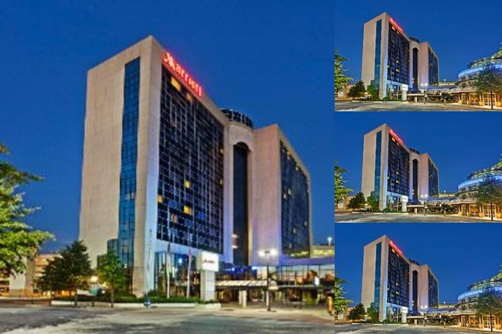 Marriott Chattanooga Downtown photo collage