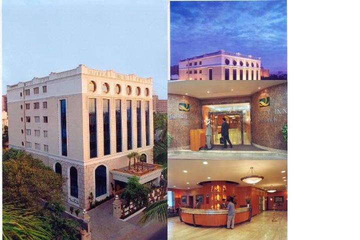 Quality Inn Sabari photo collage