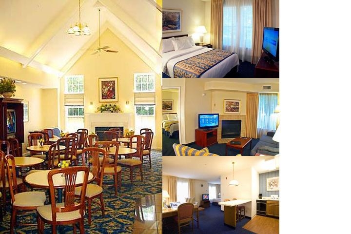 Residence Inn by Marriott Mystic Groton photo collage