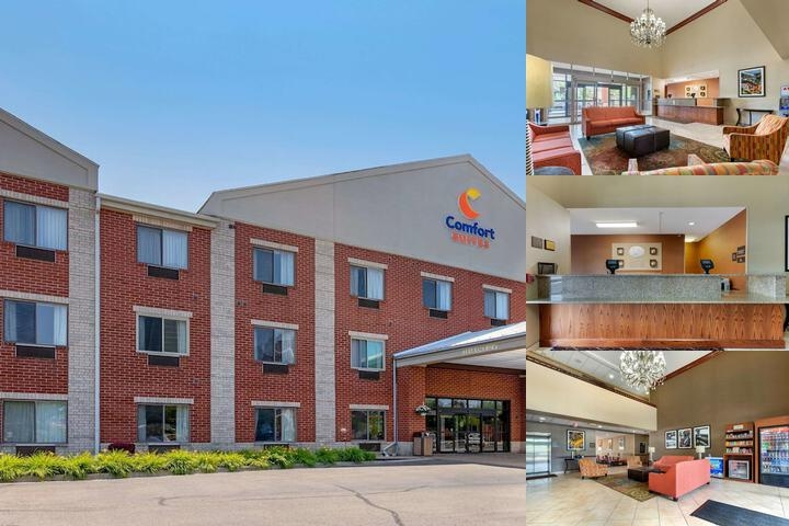 Comfort Suites Southfield photo collage