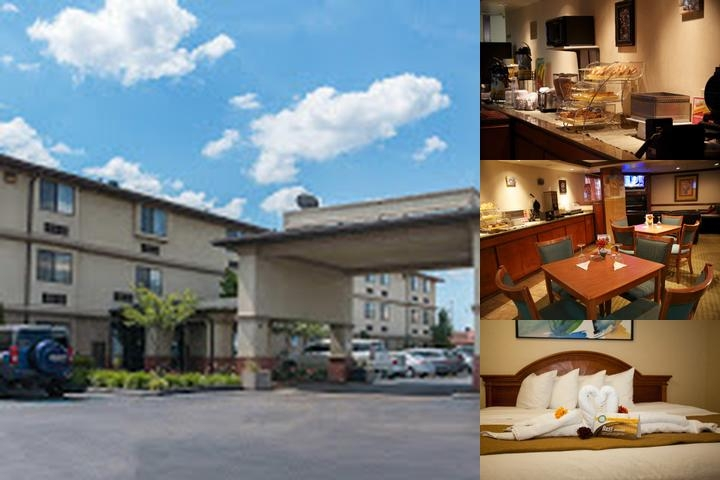 Quality Inn Detroit Metro Airport photo collage