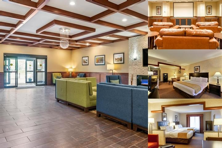Comfort Suites Grand Rapids North photo collage