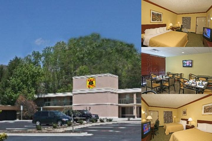Quality Inn Asheville Downtown Tunnel Rd photo collage