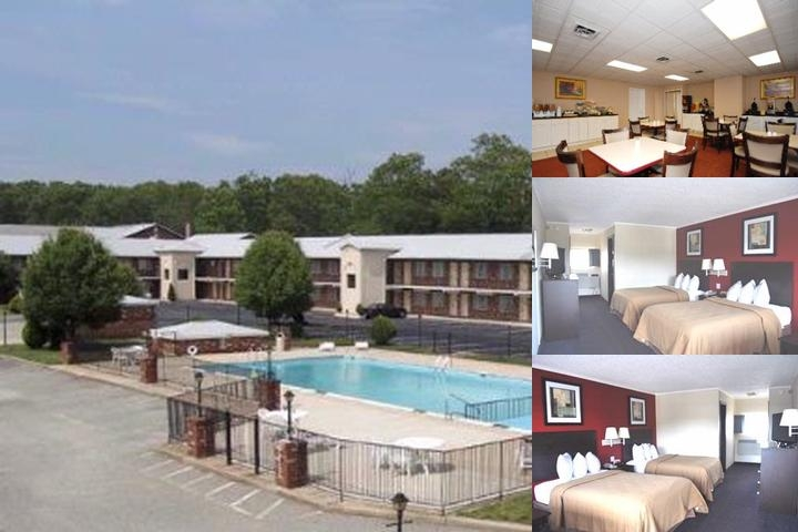 Quality Inn Millville Vineland photo collage