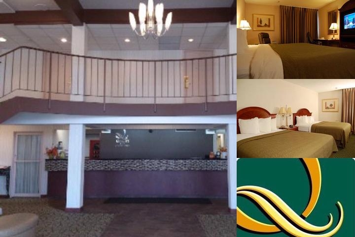 Quality Inn Rochester Airport photo collage
