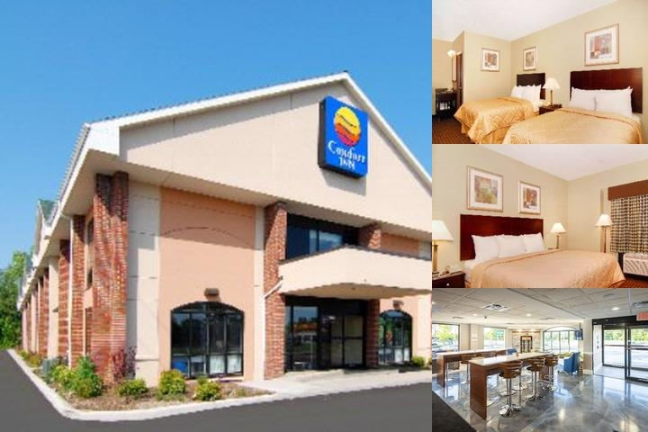 Comfort Inn Rochester Monroe Avenue photo collage