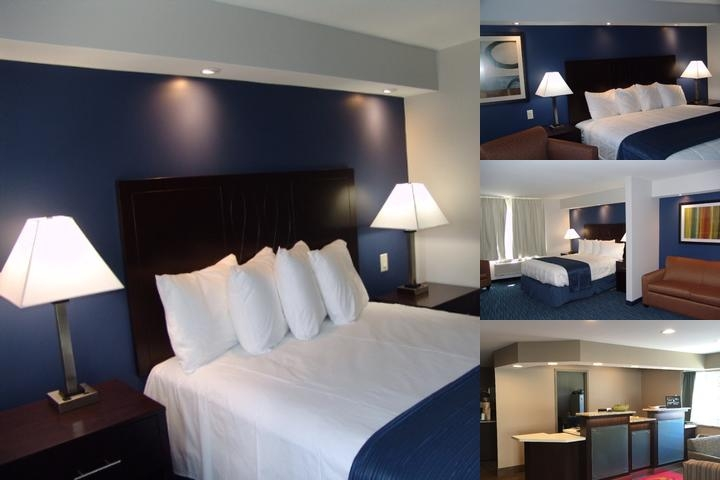 Quality Inn Downtown photo collage