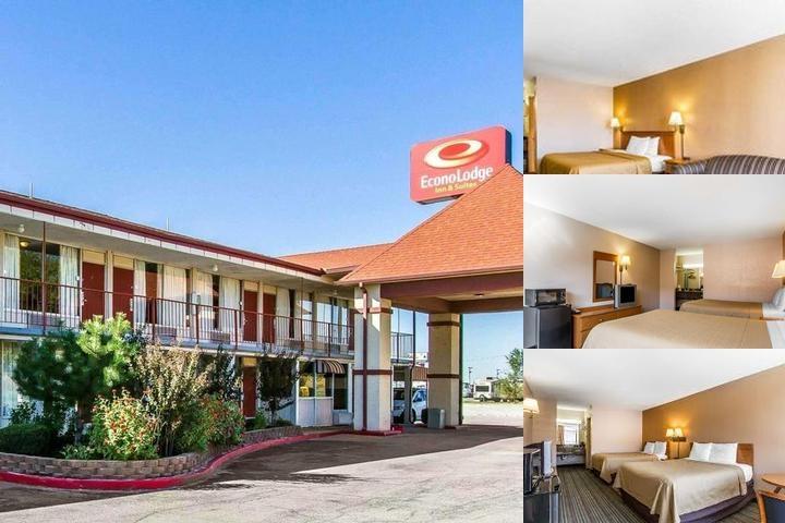 Econo Lodge Near Bricktown photo collage